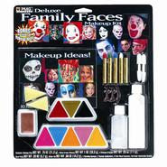 Totally Ghoul Deluxe Family Faces Makeup Kit Halloween Accessory at Kmart.com