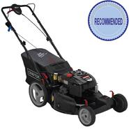 "Craftsman 190cc* Briggs & Stratton Platinum Engine, 22"" Front Drive Self-Propelled EZ Lawn Mower 50 States at Sears.com"