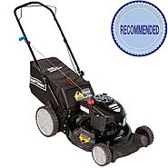 Craftsman 190cc* High Wheel Rear Bag Push Mower 50 States at Craftsman.com
