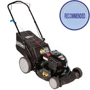 Craftsman 190cc* Briggs & Stratton Engine, High Wheel Rear Bag Push Mower 50 States at Craftsman.com