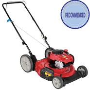 Craftsman 140cc* Briggs & Stratton Engine, High Wheel Side Discharge Push Mower 50 States en Sears.com