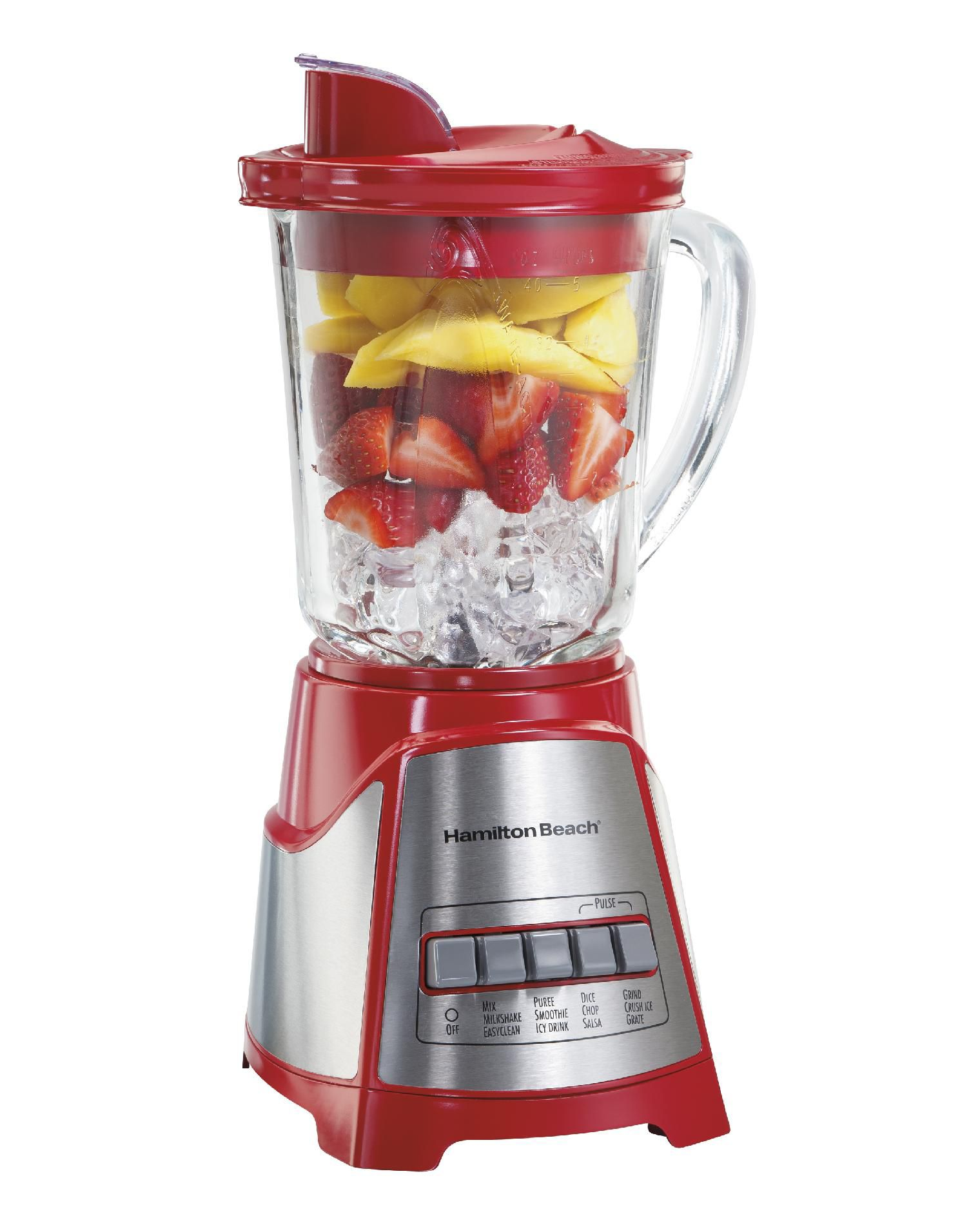 Ensemble™ Multi-Function Blender - Red
