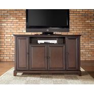 Crosley Furniture Newport 60in TV Stand in Vintage Mahogany at Kmart.com