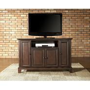 Crosley Furniture Newport 48in TV Stand in Vintage Mahogany at Kmart.com