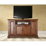 Crosley Furniture Alexandria 48in TV Stand in Classic Cherry at Kmart.com