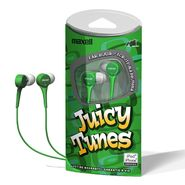 Maxell Juicy Tunes Earbuds - Green at Sears.com