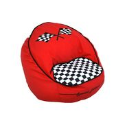 Newco International Race Car Bean Chair Red at Kmart.com