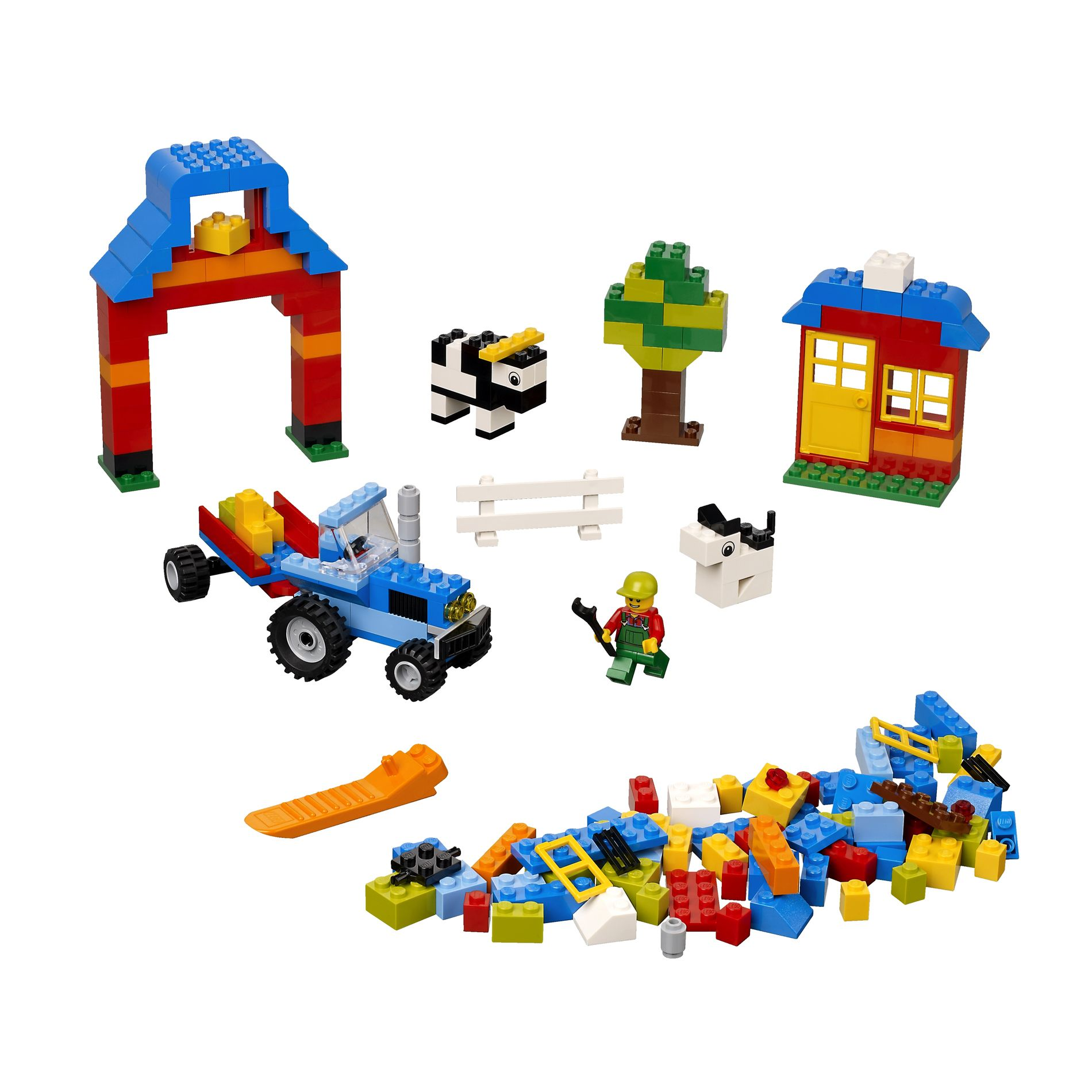 Blue Brick Box Set 4626                                                                                                          at mygofer.com