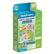 LeapFrog ® Tag™ Book: Learn to Write and Draw with Mr. Pencil at Kmart.com