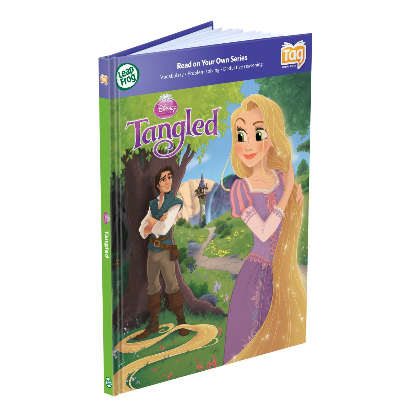 ® Tag™ Book: Disney Tangled