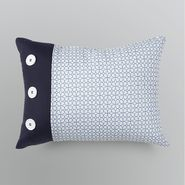 Cannon Button Oblong Pillow at Kmart.com
