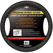 Elegant USA Ergo Black Steering Wheel Cover at Sears.com