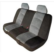 Elegant Universal Bench Seat Cover - Micro/Tweed Greay at Kmart.com
