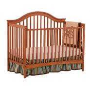 Stork Craft Ravena Fixed Side Convertible Crib - Oak at Kmart.com