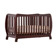 Stork Craft Monza II Fixed Side Convertible Crib - Cherry at Sears.com