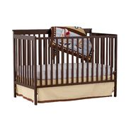 Stork Craft Milan Crib & Changer Bundle - Espresso at Sears.com