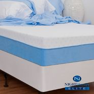 "Night Therapy 10"" MyGel® Premium Memory Foam Mattress  - Queen at Sears.com"