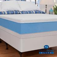 "Night Therapy 13"" MyGel® Prestige Memory Foam Mattress  - Queen at Sears.com"