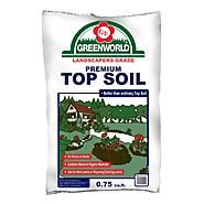 ASB  Greenworld Premium Top Soil .75 cu. ft. at Kmart.com