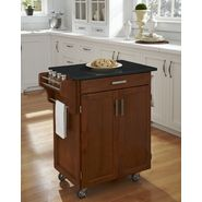 Home Styles Create-A-Cart Cuisine Cart - Cottage Oak with Black Granite Top at Kmart.com