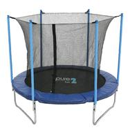 Pure Fun 2 10 FT Trampoline & Enclosure Set at Kmart.com