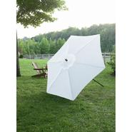 Garden Oasis 9 Ft. Market Umbrella - White at Kmart.com