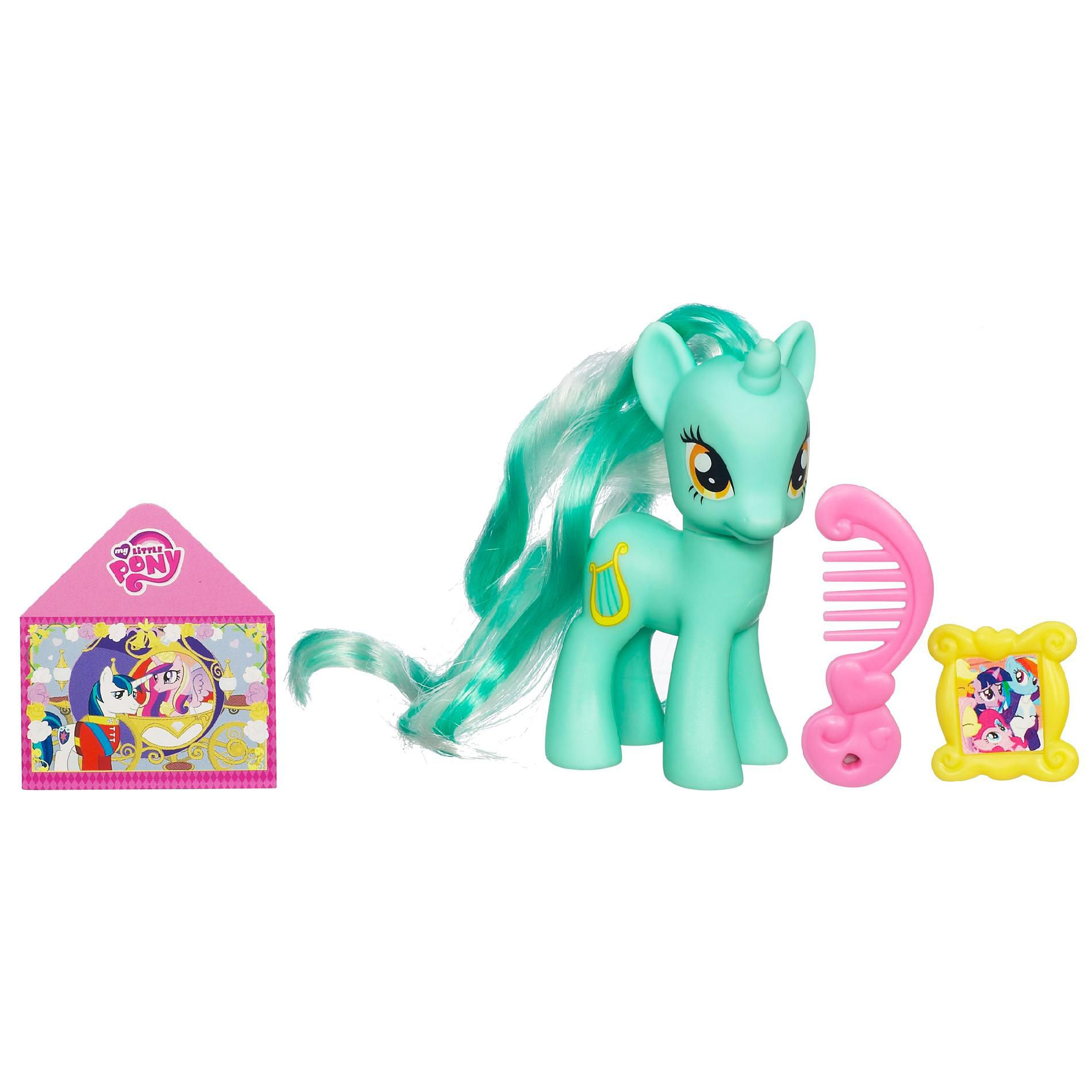MY LITTLE PONY Friendship is Magic PONY WEDDING LYRA HEARTSTRINGS Figure                                                         at mygofer.com