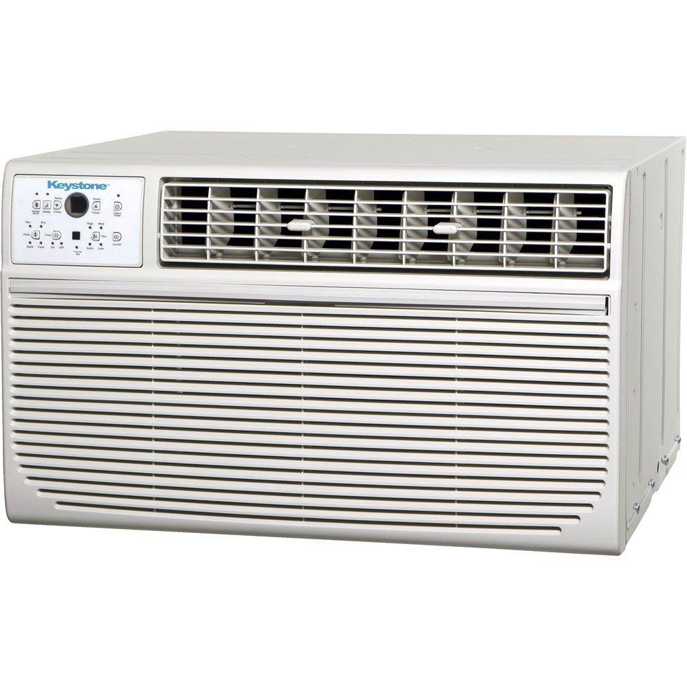 Keystone 12,000 BTU 230V Through-the-Wall Air Conditioner with