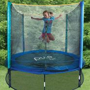 Pure Fun 8 FT Trampoline & Enclosure Set 9008TS at Kmart.com
