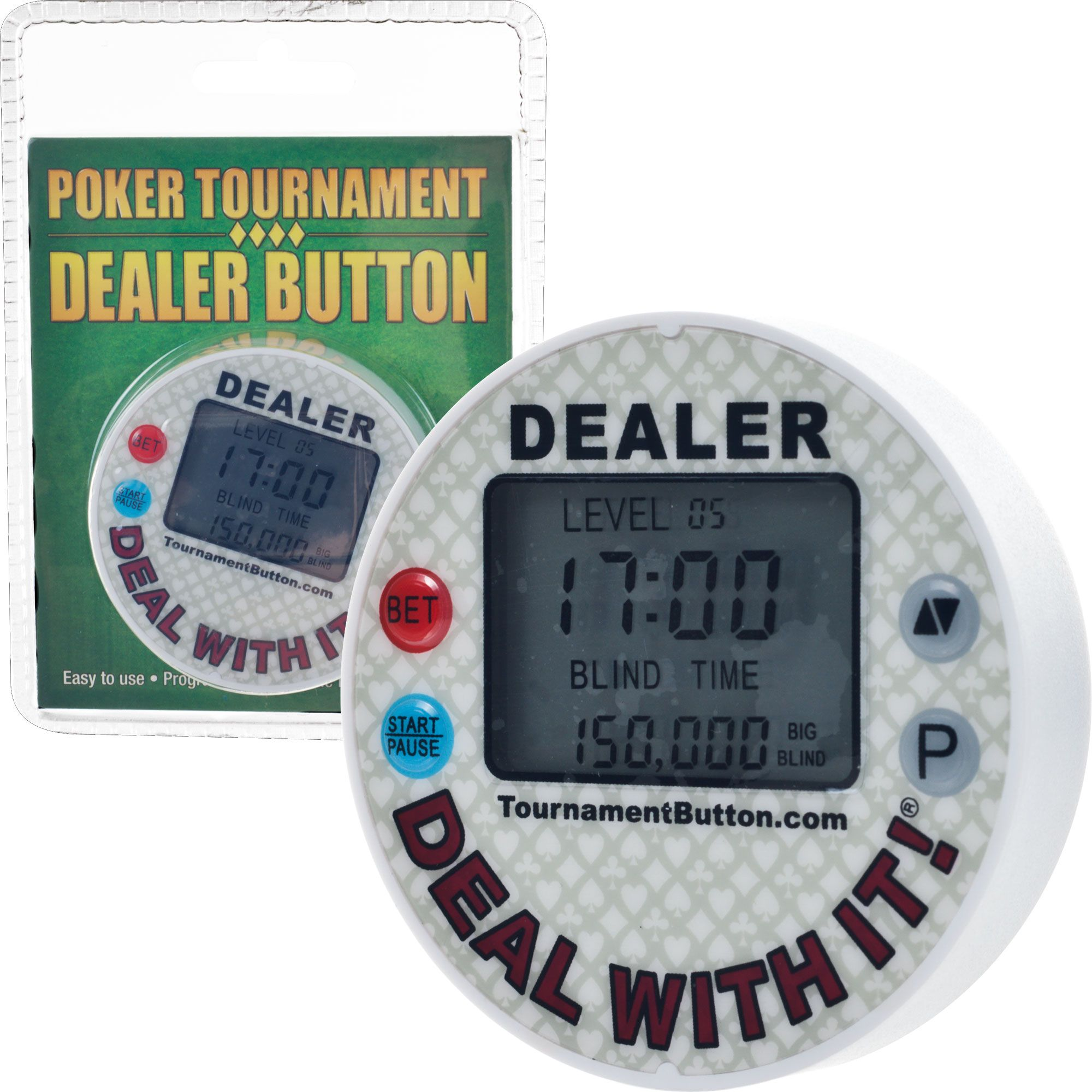 Trademark Poker  ''Deal With It''