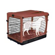"Pet Gear The Other Door® Deluxe Steel Crate, 42"" at Kmart.com"