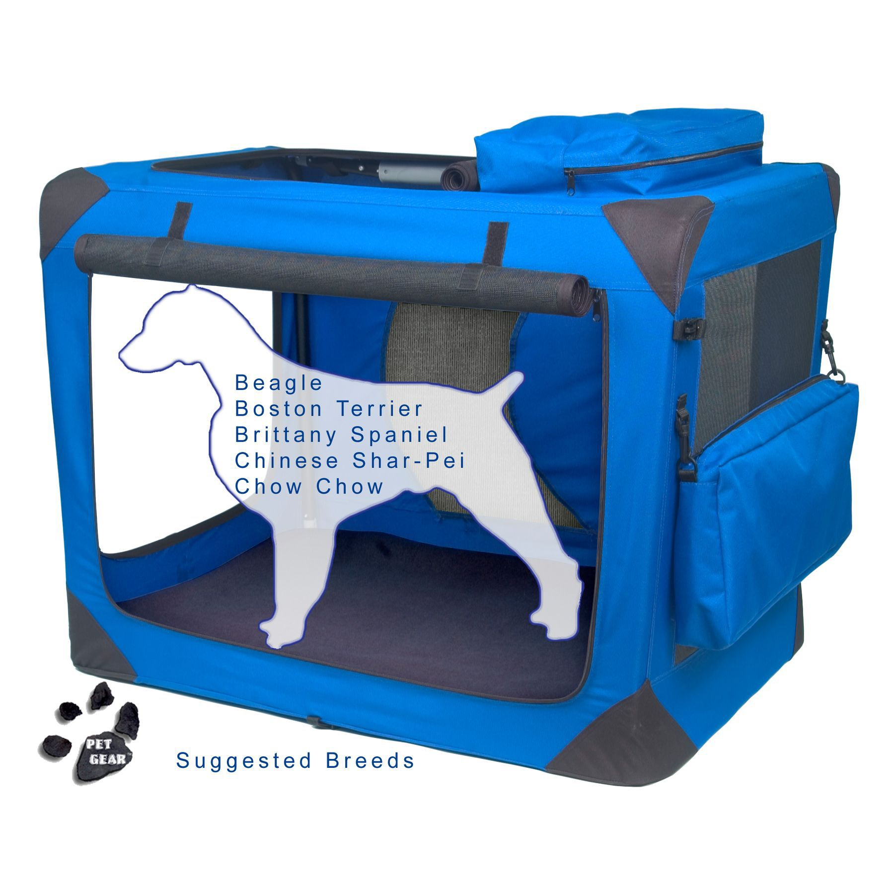 Pet Gear Generation II Soft Crate, 36""