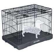 "Pet Gear Travel Lite Steel Crate, 27"" at Kmart.com"