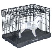 "Pet Gear Travel Lite Steel Crate, 30"" at Kmart.com"