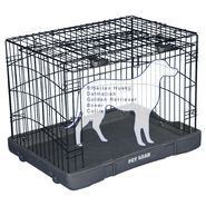 "Pet Gear Travel Lite Steel Crate, 42"" at Kmart.com"