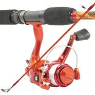 South Bend Worm Gear Fishing Rod & Spinning Reel (Orange) Co at Kmart.com