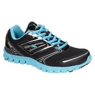 CATAPULT Women's LiteFlex Athletic Shoe - Black/Teal at Kmart.com
