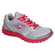 CATAPULT Women's LiteFlex Athletic Shoe - Grey/Fushcia at Kmart.com