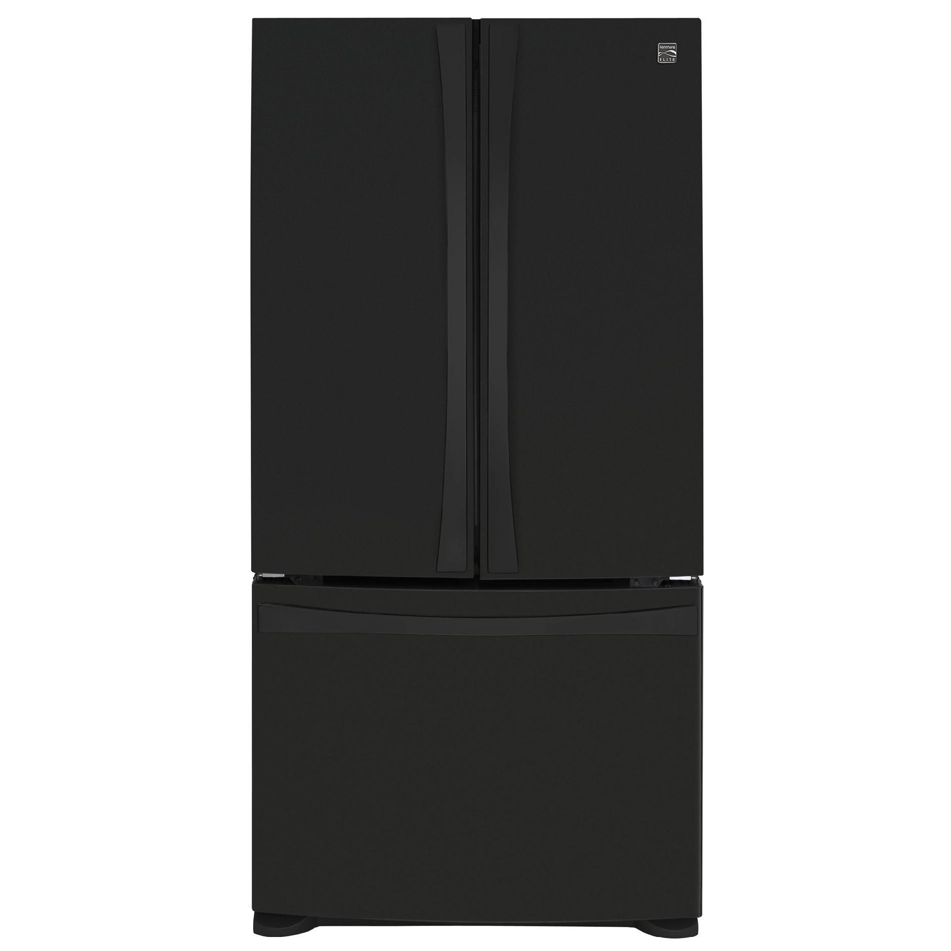 Kenmore Elite  25 cu. ft. French-Door Bottom-Freezer Refrigerator