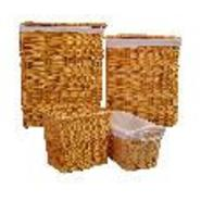 Neu Home Set of 4 Honey Willow Hamper Set at Kmart.com