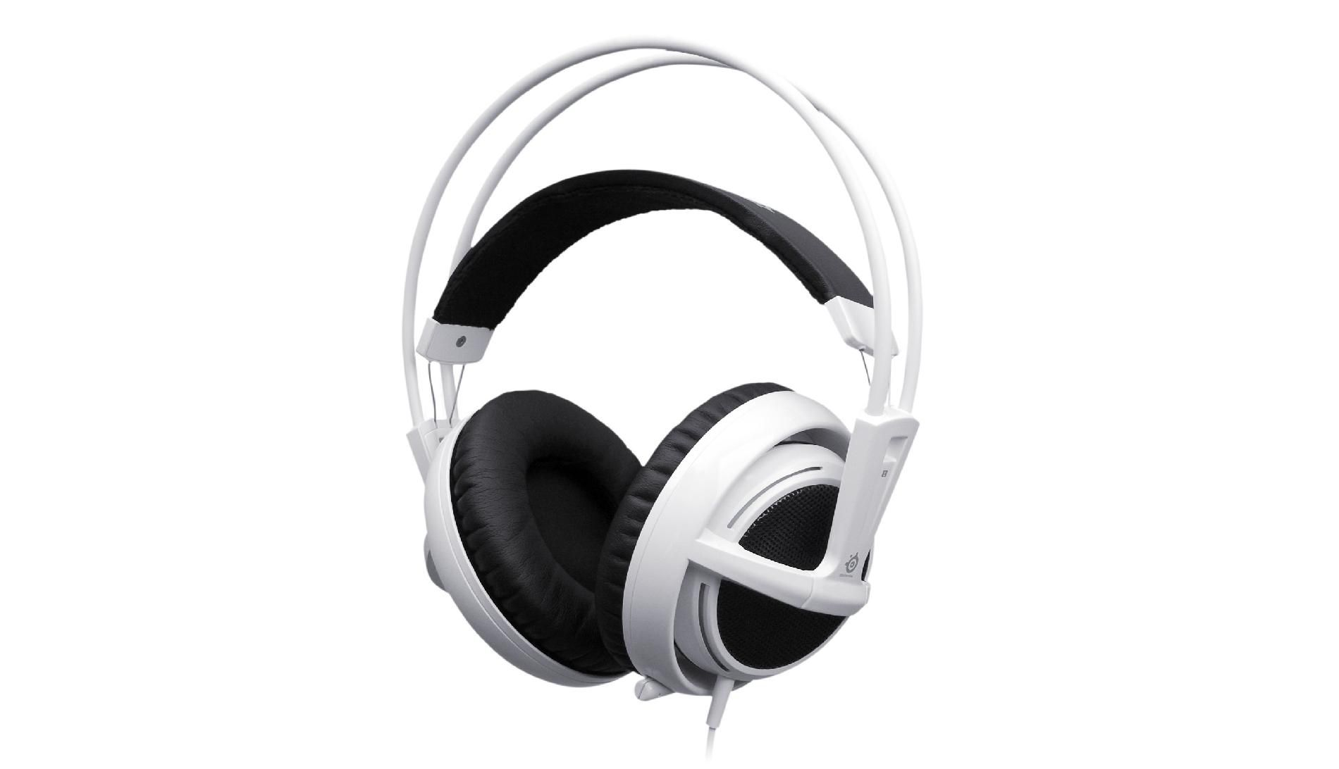 SteelSeries Siberia V2 Headset - White