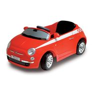 Motorama Red Fiat 500 Ride-on Car at Kmart.com
