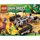 LEGO NINJAGO Ultra Sonic Raider 9449 at mygofer.com