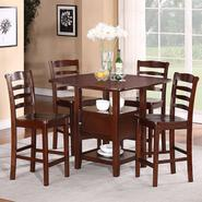 5pc Dining Set with Storage at Kmart.com