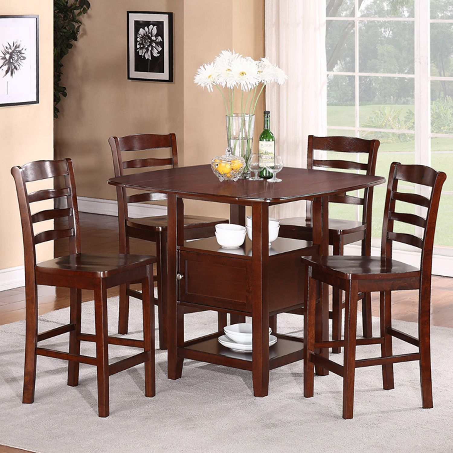 Dining Sets With Storage