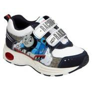 Character Toddler Boy's Thomas The Train Velcro Athletic Shoe - White at Kmart.com