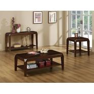 Monarch Specialties Brown Oak Veneer Sofa Table at Kmart.com