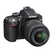 Nikon D3200 DSLR Kit - Black at Sears.com