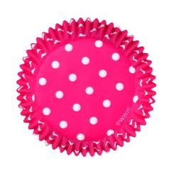 Wilton Baking Cups Red Dots Mini 100 Count at Kmart.com