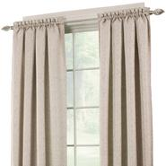 Essential Home Jacquard Textured Panel - Ivory at Kmart.com